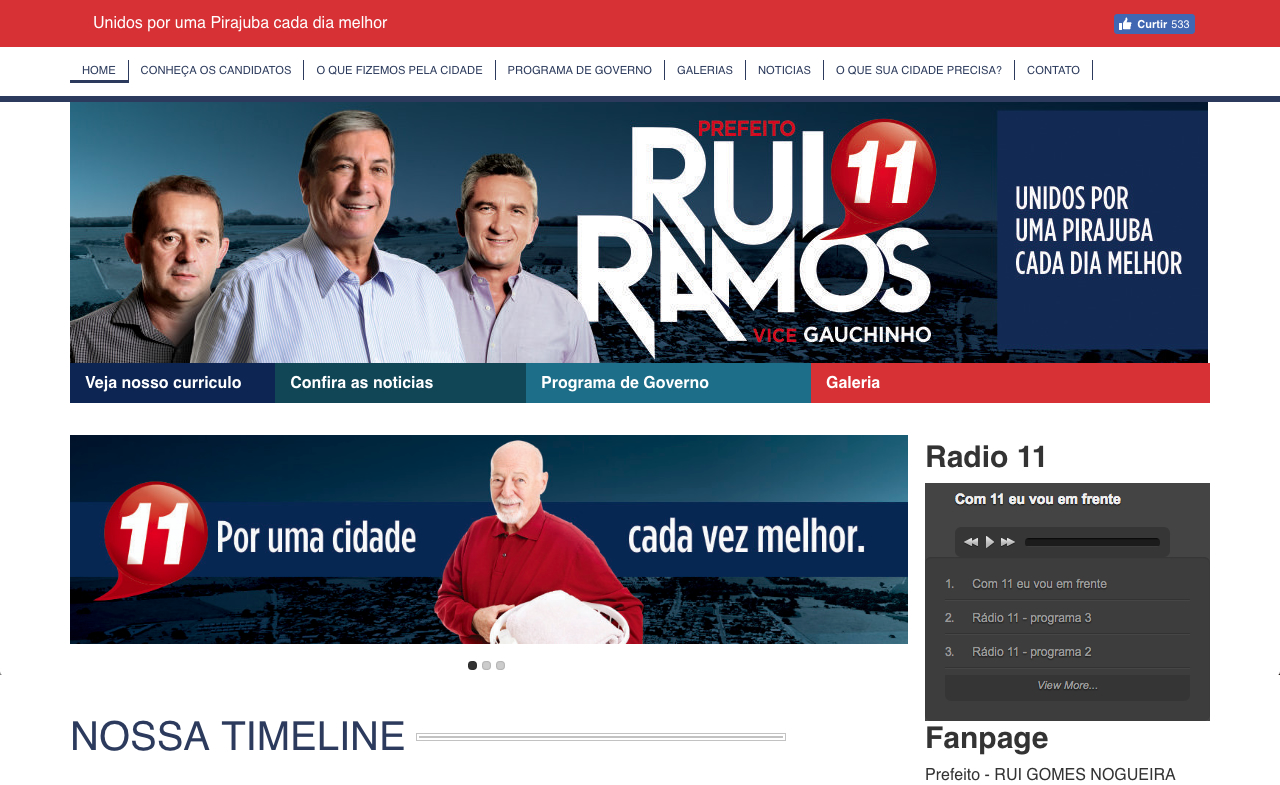 Prefeito Rui Ramos