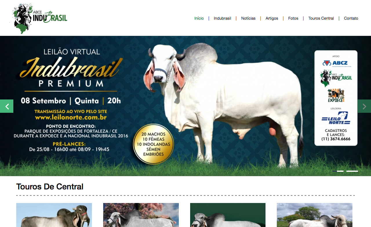 Associação dos criadores de Indubrasil